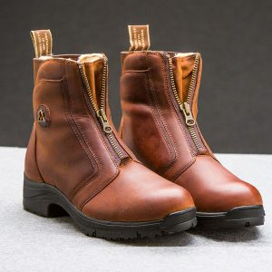 Mountain Horse® Snowy River Zip Paddock Boot